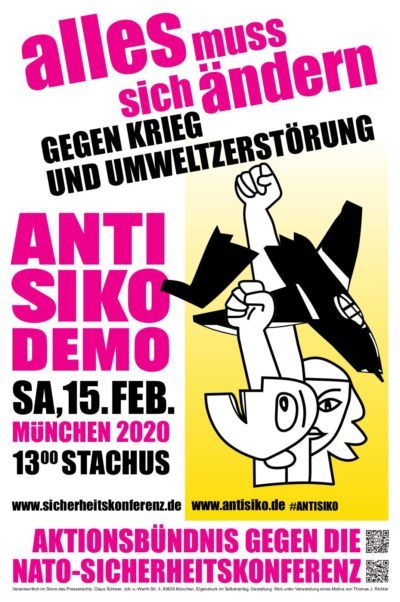 ANTI-SIKO-DEMO 2020
